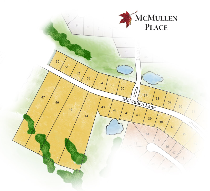 Mcmullen place | mcmullen cove